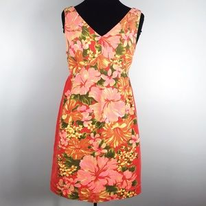 Tracy Feith for Target Tropical Floral Print Dress